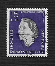 Buy German DDR Used Scott #B51 Catalog Value $.25