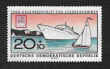 Buy German DDR Hinged Scott #B59 Catalog Value $.25