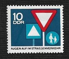 Buy German DDR MNH Scott #821 Catalog Value $.25