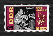Buy German DDR MNH Scott #829 Catalog Value $1.25