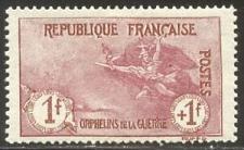 Buy France 1917 Scott # B9 VF Mint Never Hinged 2017 CV $1200 11163 War Orphans Issue