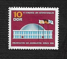 Buy German DDR Hinged Scott #857 atalog Value $.35