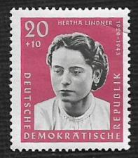 Buy German DDR MNH Scott #B74 Catalog Value $.25