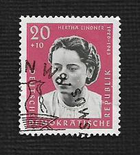 Buy German DDR Used Scott #B74 Catalog Value $.25