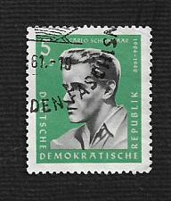 Buy German DDR Used Scott #B79 Catalog Value $.25