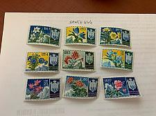 Buy San Marino Flowers mnh 1953