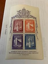 Buy Vatican City World expo Brussels mnh 1958 stamps