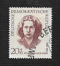Buy German DDR Used Scott #B86 Catalog Value $.25