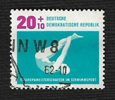 Buy German DDR Used Scott #B92 Catalog Value $.25