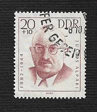 Buy German DDR Used Scott #B96 Catalog Value $.25