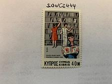 Buy Cyprus Children literature 1976 mnh stamps