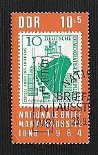 Buy German DDR Used Scott #B124 Catalog Value $.25