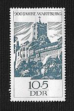 Buy German DDR MNH Scott #B145 Catalog Value $.35