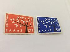 Buy Greece Europa 1962 mnh stamps