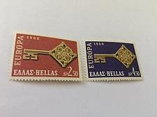 Buy Greece Europa 1968 mnh stamps