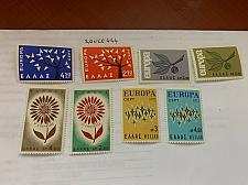 Buy Greece Europa 1962 1965 1964 1972 mnh stamps