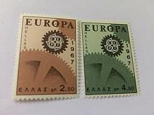 Buy Greece Europa 1967 mnh stamps