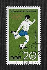 Buy German DDR Used Scott #B150 Catalog Value $.25