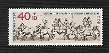 Buy German DDR Hinged Scott #B154 Catalog Value $.80
