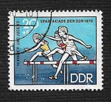 Buy German DDR Used Scott #B156 Catalog Value $.25