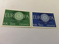 Buy Iceland Europa 1960 mnh stamps