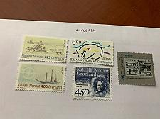 Buy Greenland Europa 1994 1996 1999 and Lithuania 1994 mnh stamps