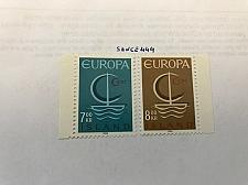 Buy Iceland Europa mnh 1966 stamps