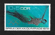 Buy German DDR MNH Scott #B166 Catalog Value $.25