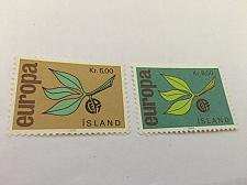Buy Iceland Europa 1965 mnh stamps