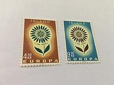Buy Iceland Europa 1964 mnh stamps