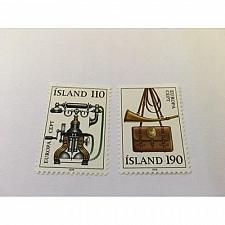 Buy Iceland Europa mnh 1979 stamps