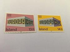 Buy Iceland Europa mnh 1969 stamps