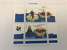 Buy Iceland Europa s/s mnh 1994 stamps