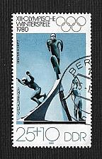 Buy German DDR Used Scott #B189 Catalog Value $.25