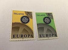 Buy Iceland Europa 1967 mnh stamps
