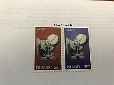 Buy Iceland Europa 1995 mnh stamps