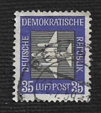 Buy German DDR Used Scott #C3 Catalog Value $.25