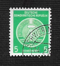 Buy German DDR Used Scott #O1 Catalog Value $.25