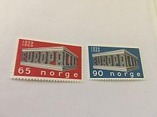 Buy Norway Norge Europa 1969 mnh