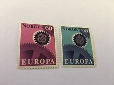 Buy Norway Norge Europa 1967 mnh