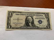 Buy United States Washington uncirc. banknote 1935 #1