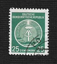 Buy German DDR Used Scott #O10 Catalog Value $.25