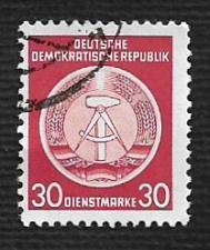 Buy German DDR Used Scott #O11 Catalog Value $.25