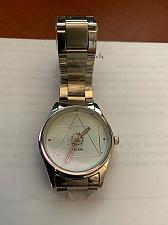 Buy Geometry stainless steel quartz watch new