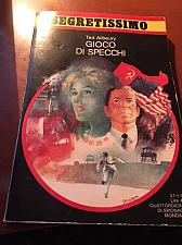 Buy Italian book Segretissimo Gioco di specchi n.1141 libro