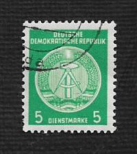 Buy German DDR Used Scott #O18 Catalog Value $.25