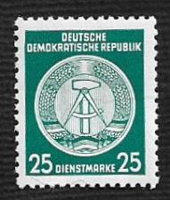 Buy German DDR MNH Scott #O23 Catalog Value $2.00