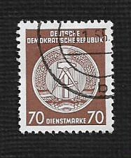Buy German DDR Used Scott #O27 Catalog Value $.25