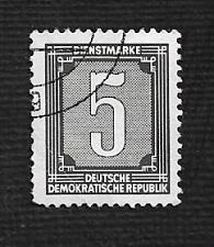 Buy German DDR Used Scott #O28 Catalog Value $.25