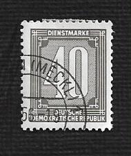 Buy German DDR Used Scott #O29 Catalog Value $.25
